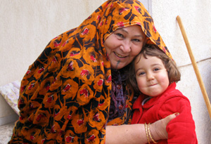 Aliya and Fatama