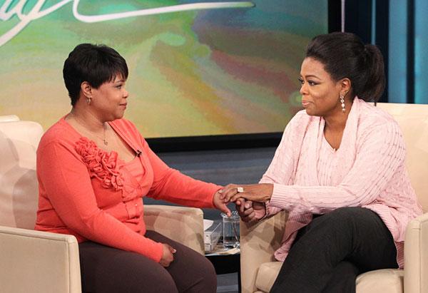 Oprah and Patricia