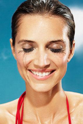 Runny Makeup