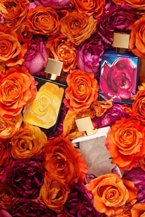 A Dozen Roses Perfume Trio