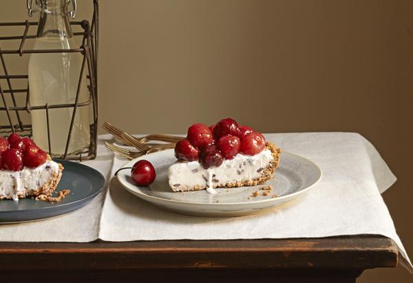 Black Forest Ice Cream Pie