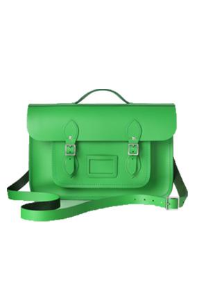 Cambridge Satchel neon backpack
