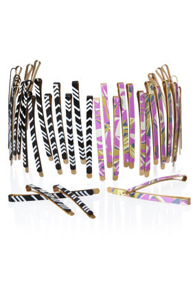 Missoni for Target bobby pins