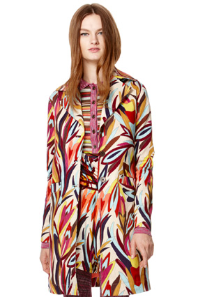 Missoni for Target coat