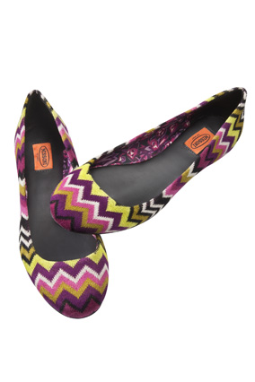 Missoni for Target Flats