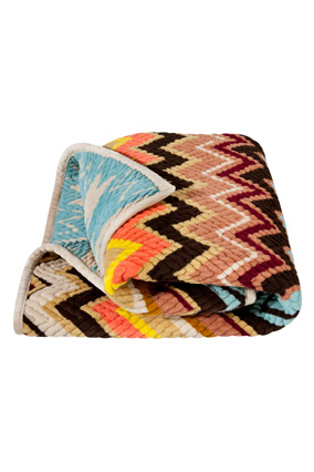 Missoni for Target throw
