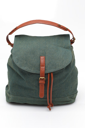 Need Supply denim backpack