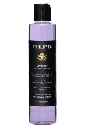 Philip B. Lavender Hair and Body Shampoo