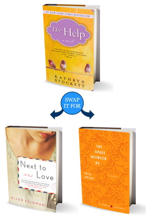 the help follow-up books