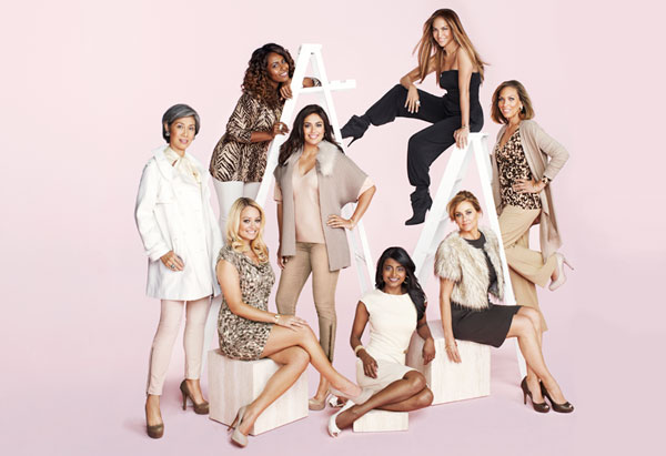 Jennifer Lopez with makeover candidates