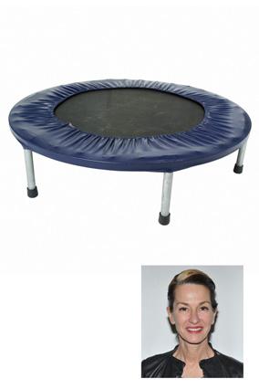 Cynthia Rowley and Trampoline