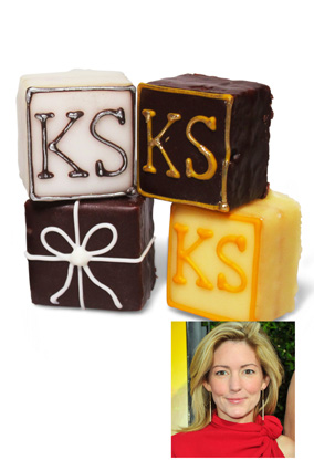 Kathryn Stockett and Petits Fours