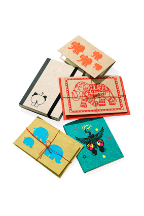 stationery by Haathi Chaap