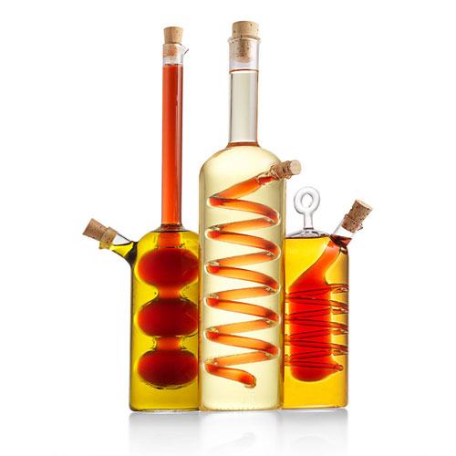 Oil and Vingear Cruet
