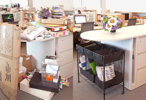 Susan Casey's office