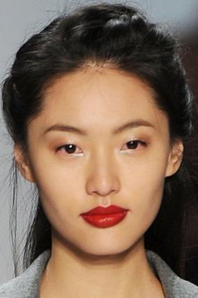 Red lipstick - Nanette Lepore