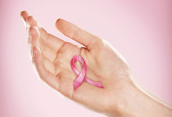 breast cancer pink ribbon
