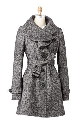 Dress barn womens coats