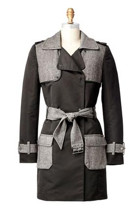 Nautica coat