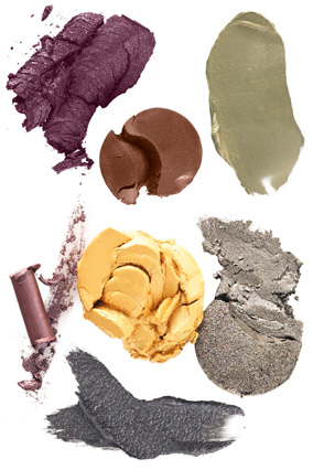 eyeshadow shades
