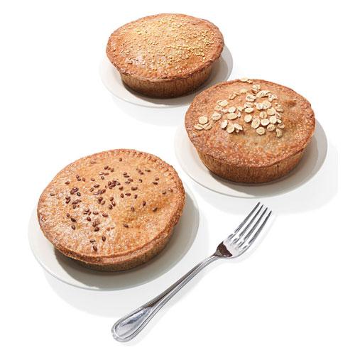 Flourish Baking Company Vegetable Pot Pies