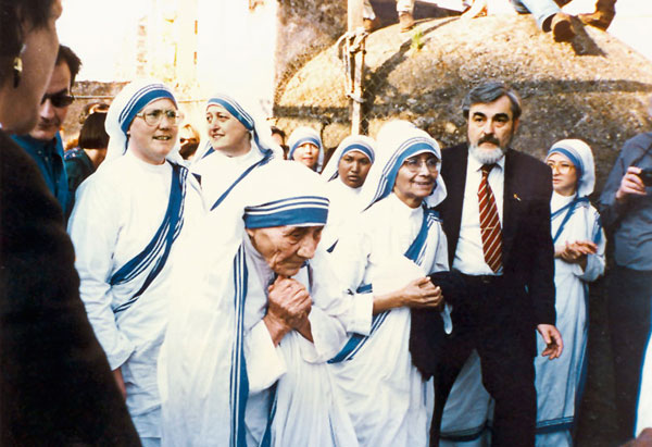 Did mother teresa lose her faith
