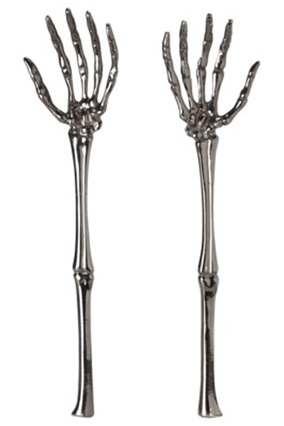 Skeleton hand servers