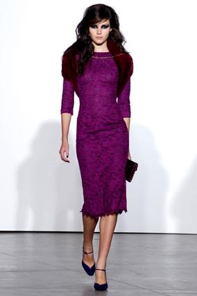 L'Wren Scott lace dress