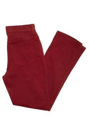 gloria vanderbilt red jeans