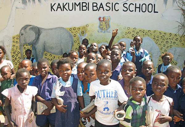 kakumbi basic school