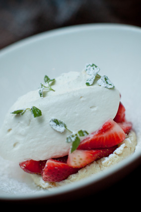 Quick Biscuit Strawberry Shortcake