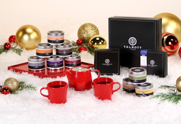 Holiday Favorites Assortment from Talbott Teas