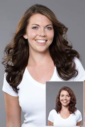 Alyssa Osborne before and after shots