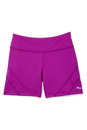 Fila purple shorts