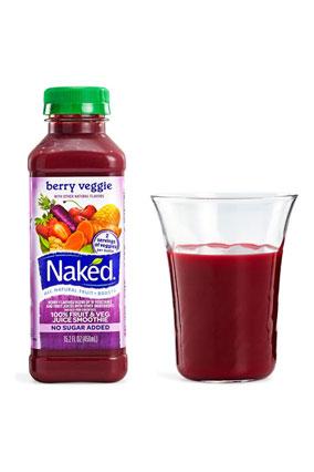Naked Berry Veggie