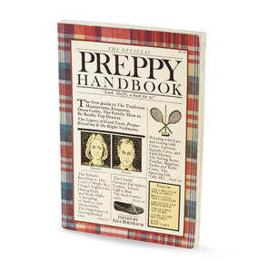 the official preppy handbook barnes and noble