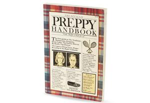 The Official Preppy Handbook edited by Lisa Birnbach