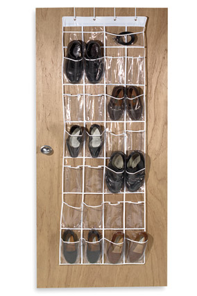 Shoe rack for makeup