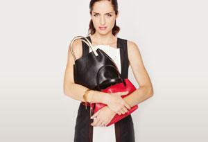 Carolina Herrera Baez bags