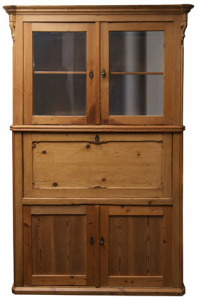 Old-fashioned cupboard