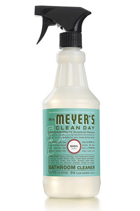 Merveilleux Mrs. Meyeru0027s Clean Day Basil Bathroom Cleaner