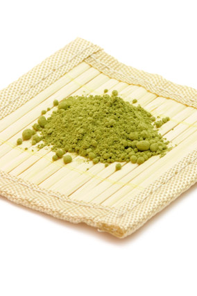 Matcha sea salt