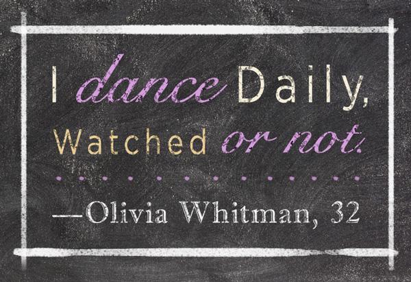 Olivia Whitman
