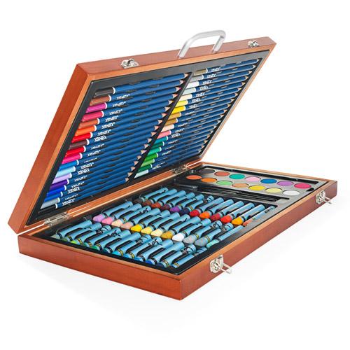 xonex wooden art set review 2