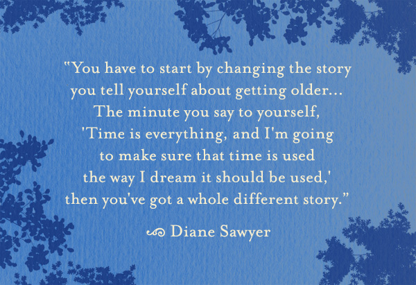 Diane Sawyer Quote