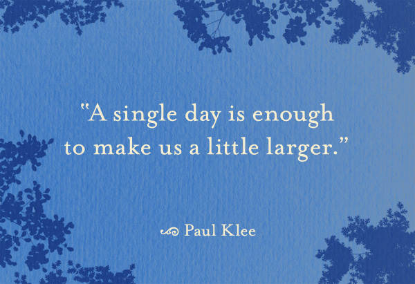 Paul Klee Quote