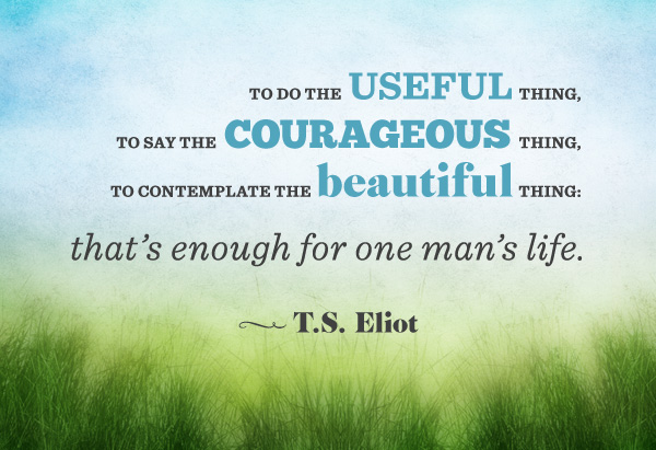 Ts eliot quotes