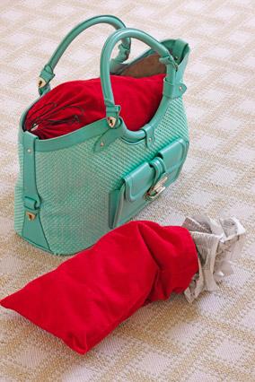 bag stuffing