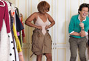 Inside Gayle King's Closet Makeover