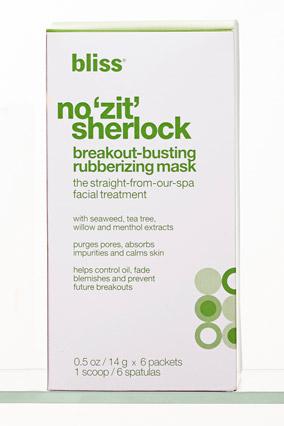 Blis No 'Zit' Sherlock Mask